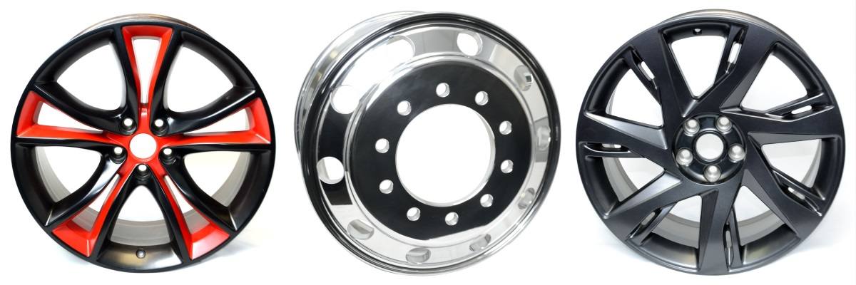 AMT offers the wheel finishes you need